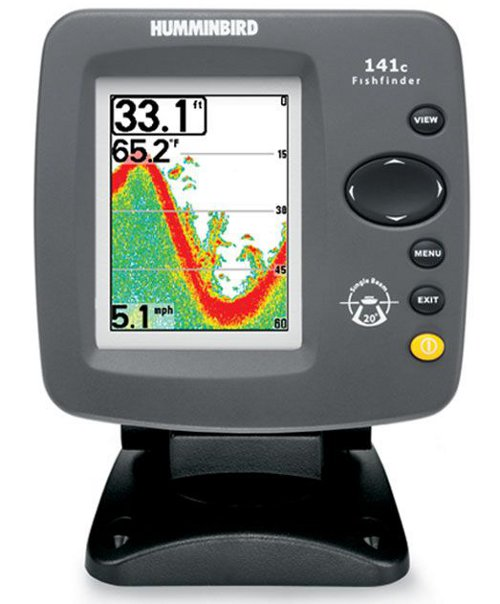 Humminbird 141CX Fishfinder