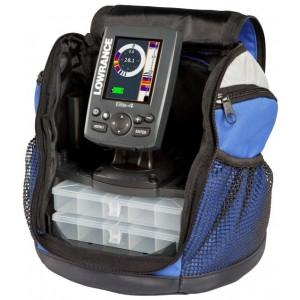 Lowrance Elite-4 Ice Machine