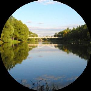 Река Белгорода