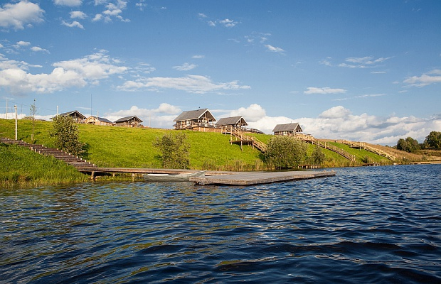 Озеро Ежезеро