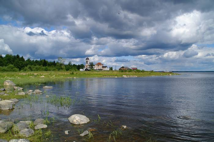 Озеро Кубенское