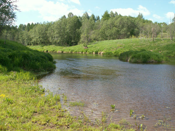 Река Ухтомка