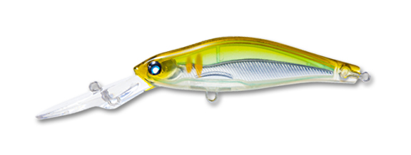Воблер Yo-Zuri 3DS Shad MR 65SP