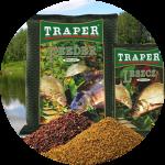 Прикормка Трапер