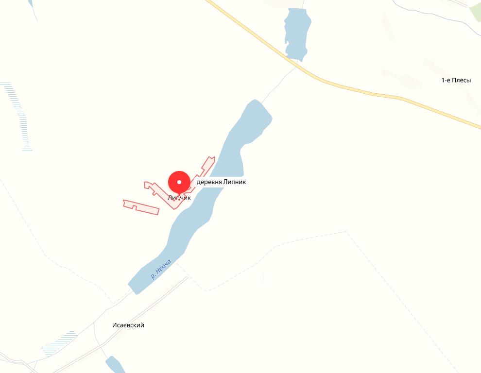 Липник, Курская область