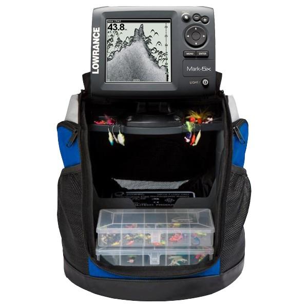 Lowrance Mark 5X Pro Ice Machine