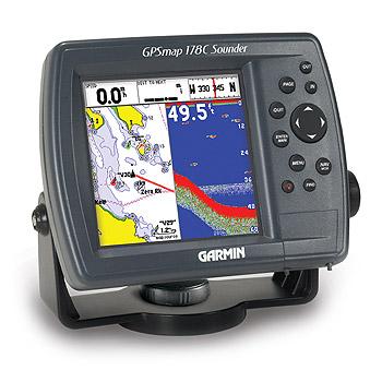 Эхолот Garmin GPSMAP