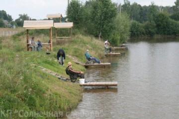 Рыбаки на Межуре