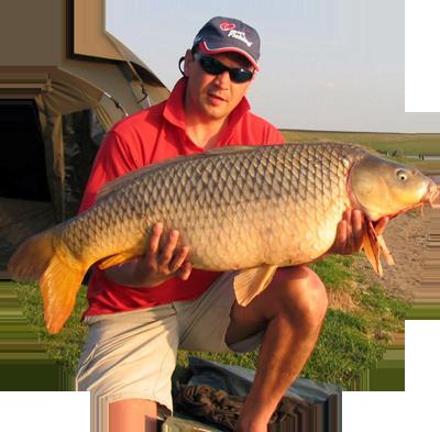 Ловля на Львовских прудах