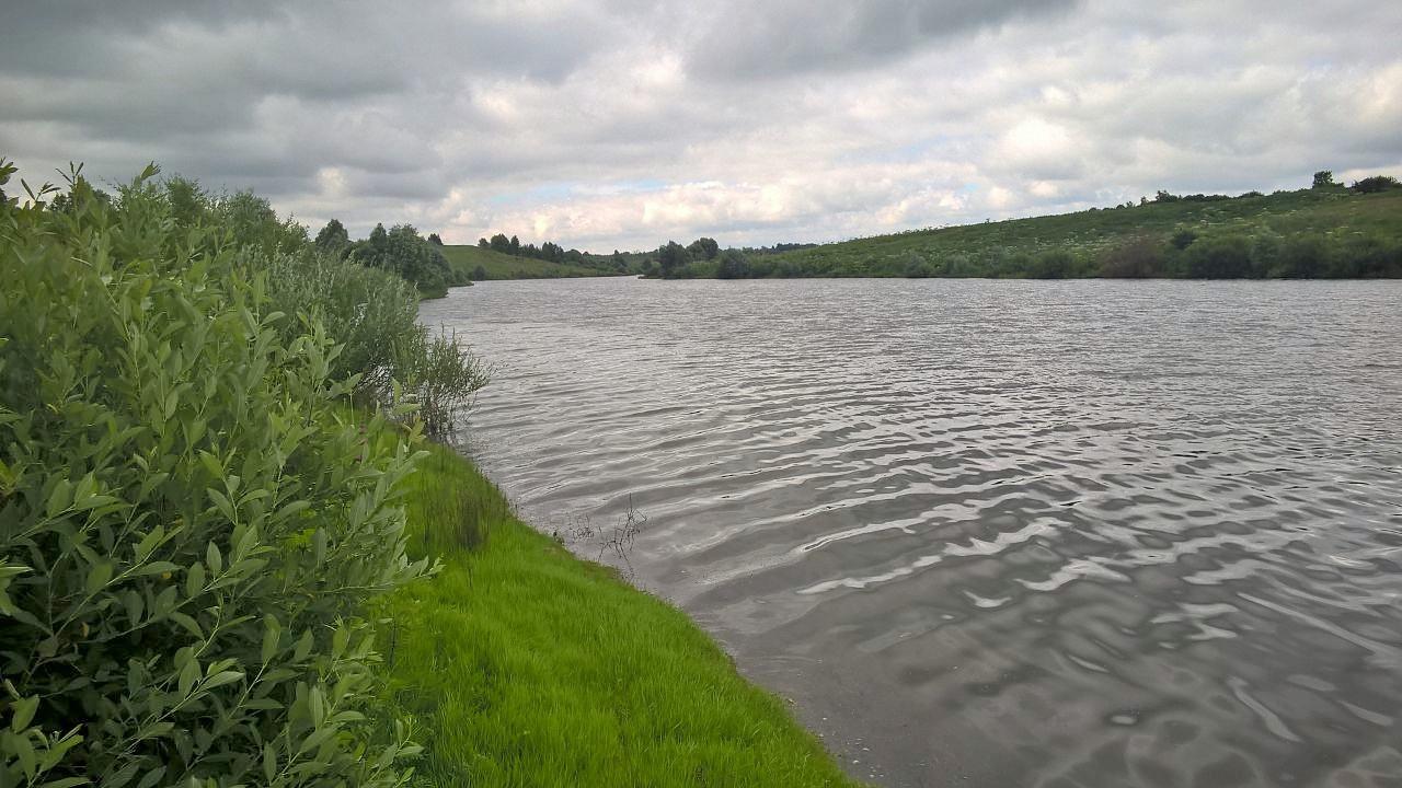 Платный пруд Пронь