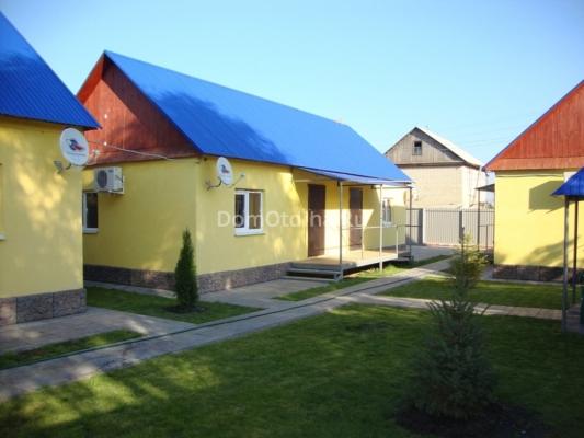 Домики для проживания в Лагуне