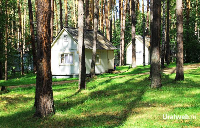 Гостевые домики