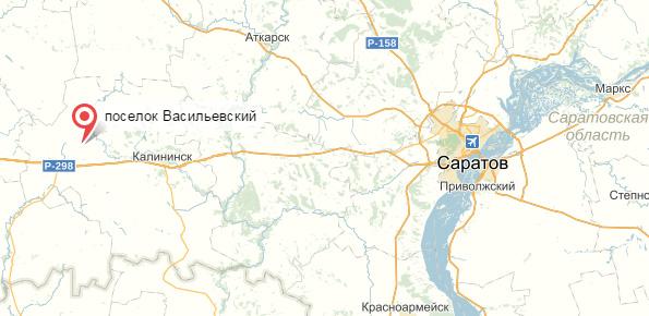 Карпа пруда Васильевский