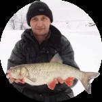 Как поймать голавля в зимнюю пору | Обзор способов ловли