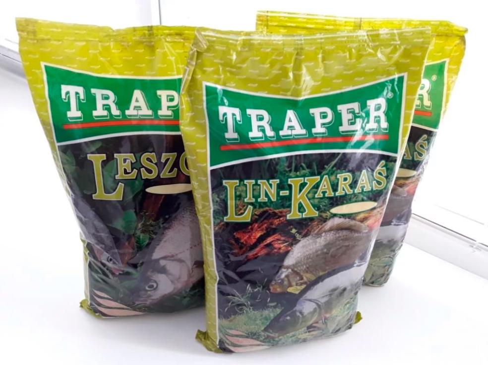 Прикормка Traper Линь Карась